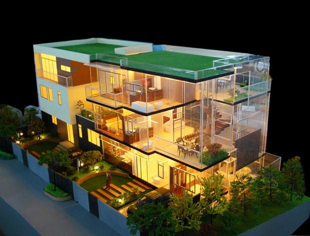 建筑沙盘模型对建筑行业有什么意义呢?