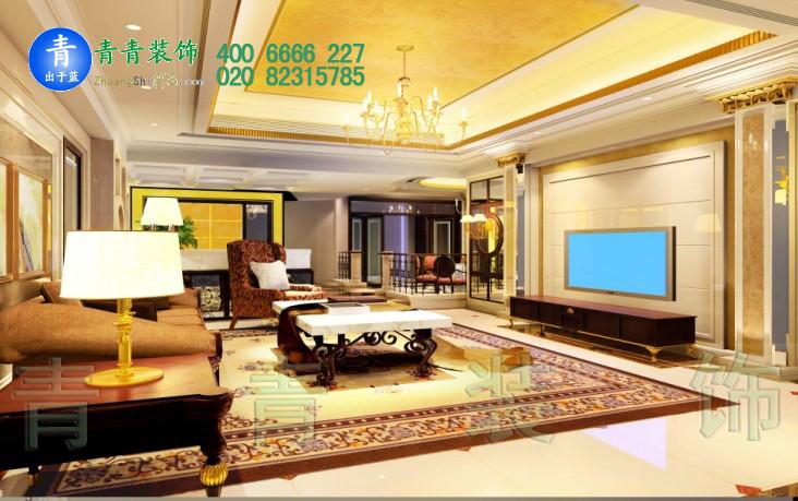 超级豪华风格别墅manbetx手机登录设计效果图展示