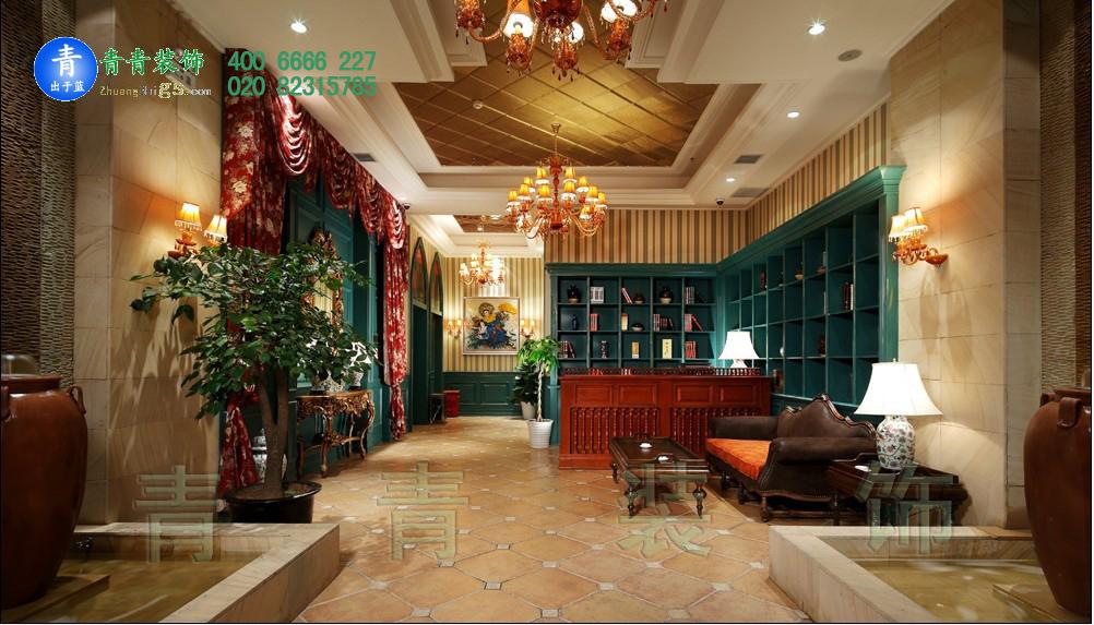 餐厅的各种风格设计效果图片