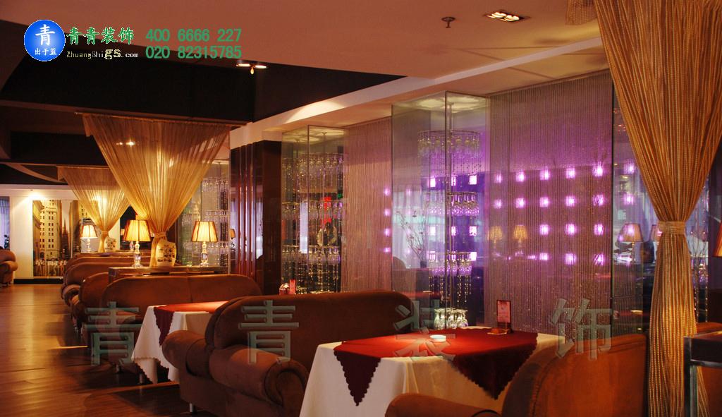 咖啡厅及西餐厅设计效果图片参考