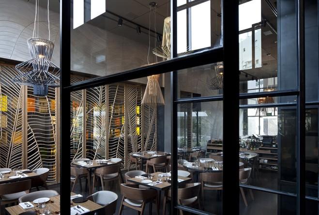 最新西餐厅manbetx手机登录设计效果图参考案例大全