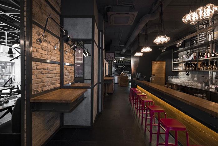 西餐厅风格设计大全