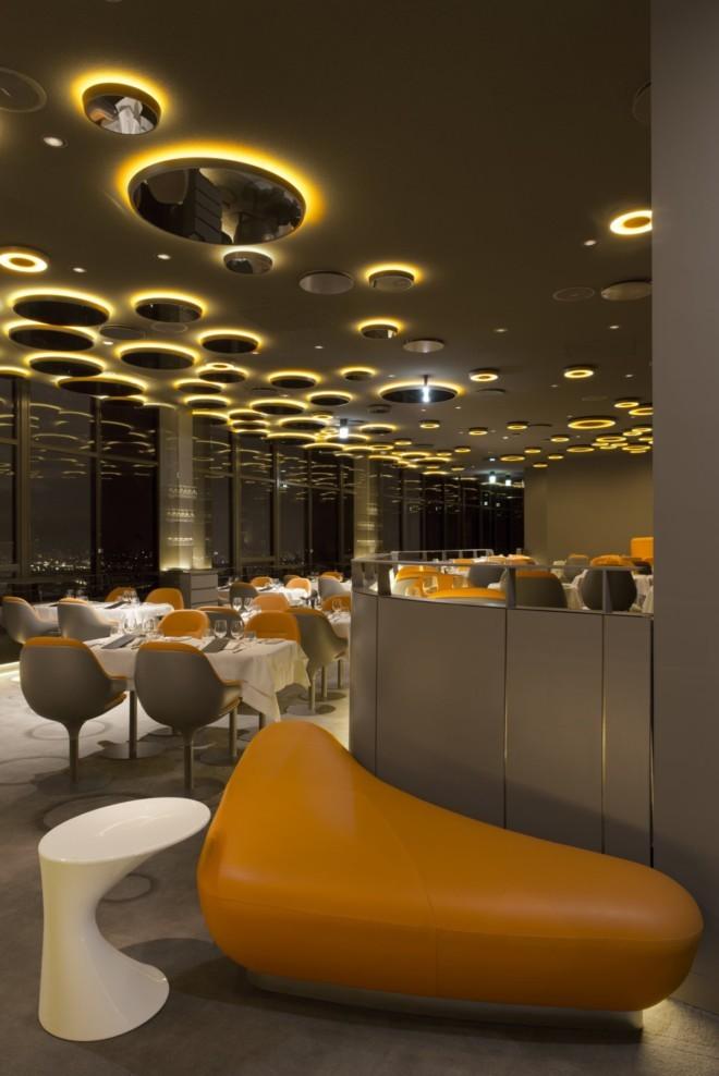 星星点灯西餐厅manbetx手机登录设计效果图片案例