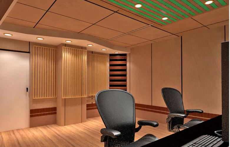 录音棚manbetx手机登录的材料选择几施工工艺