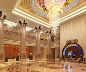 2017宾馆设计效果图片案例大全