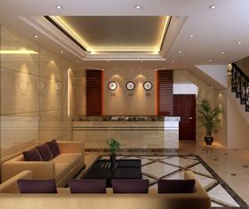 广州宾馆设计效果图片案例