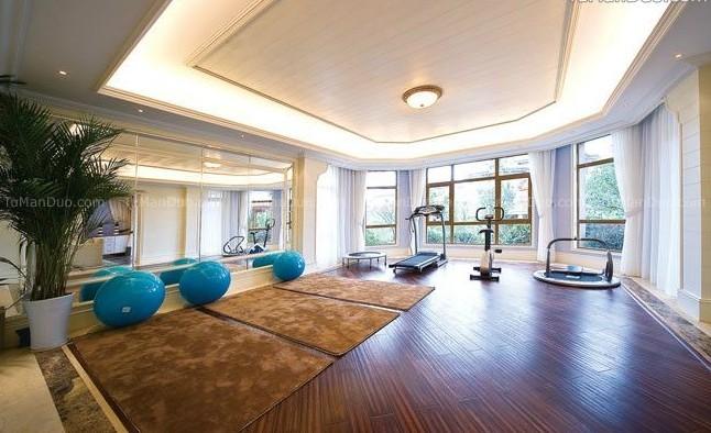 广州健身房manbetx手机登录设计案例
