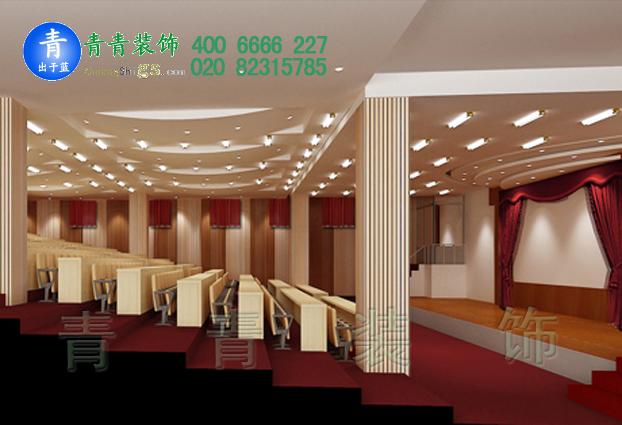 多功能电影院manbetx手机登录设计案例