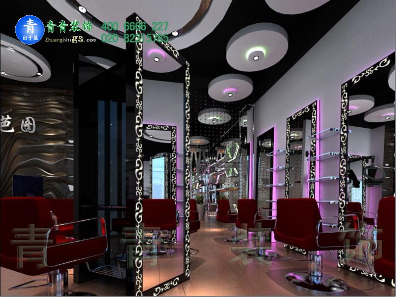 广州发廊manbetx手机登录公司设计案例
