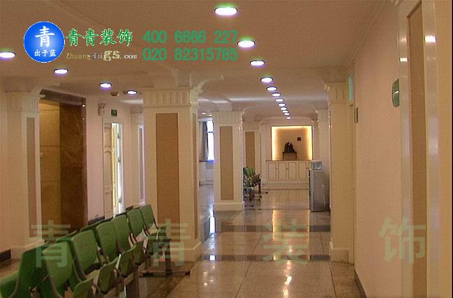 大型体检医院manbetx手机登录设计案例