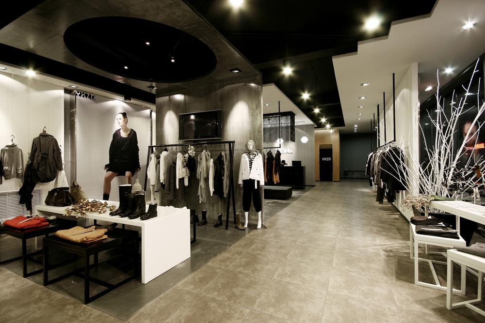 精品服装店manbetx手机登录设计效果图案例推荐